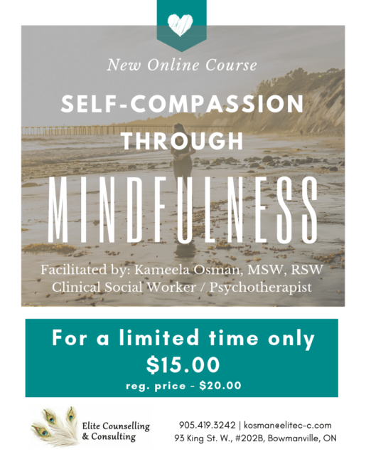 Self-Compassion through Mindfulness (1)